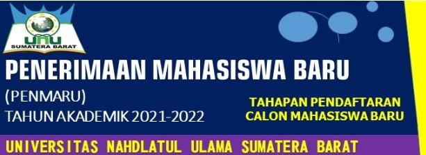 TAHAPAN PENERIMAAN MAHASISWA BARU TAHUN AKADEMIK 2020-2021