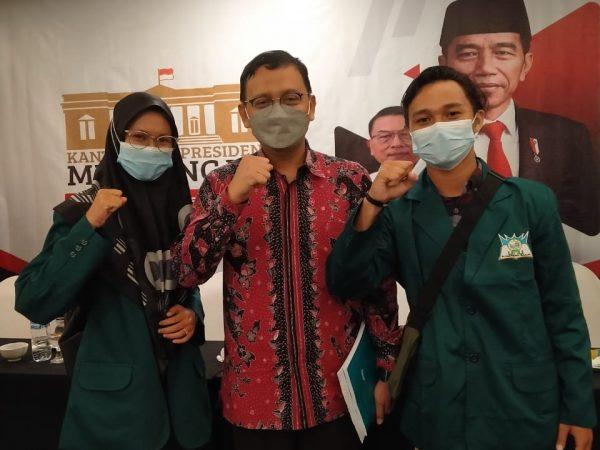 Mahasiswa UNU Ikut Serta Kegiatan Staf Presiden